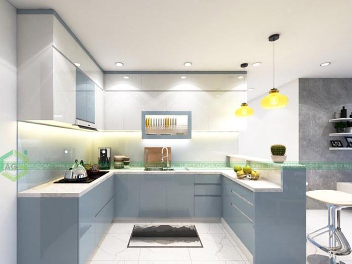 Tủ bếp An Gia