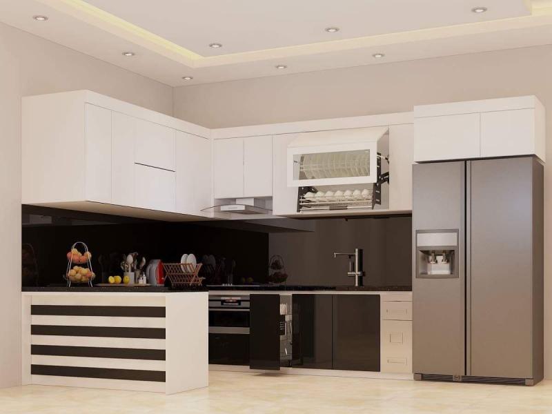 Tủ bếp Tekdoor