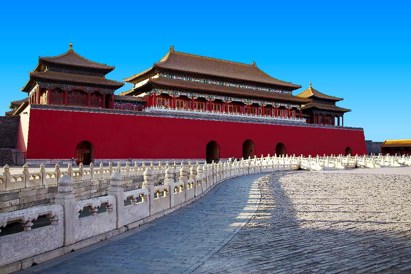 Tử Cấm Thành ở Trung Quốc