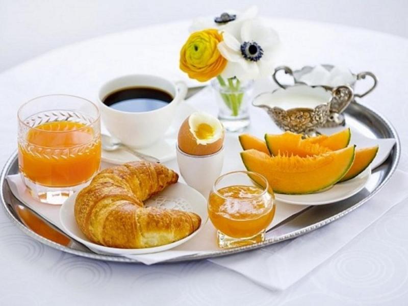 Tự chuẩn bị bữa sáng