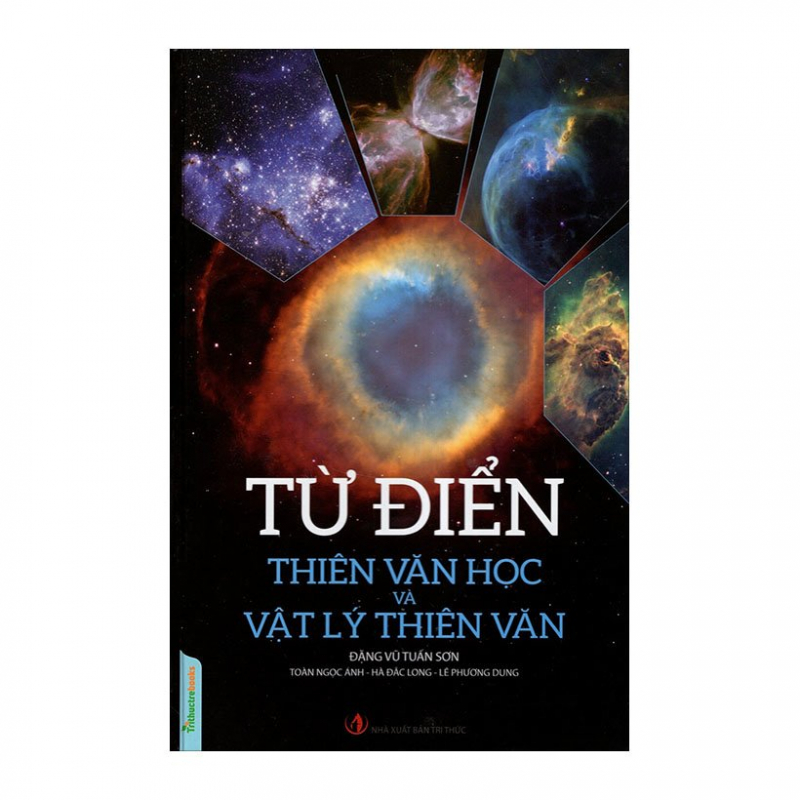 Từ điển thiên văn học và vật lý thiên văn