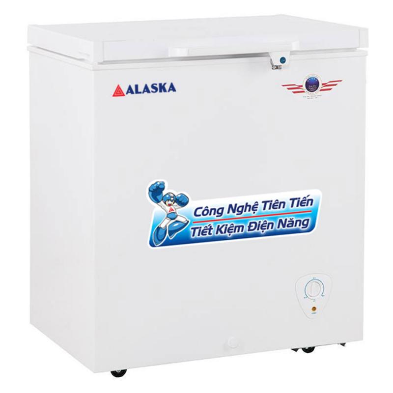 Tủ đông Alaska BCD-4567N (450L)