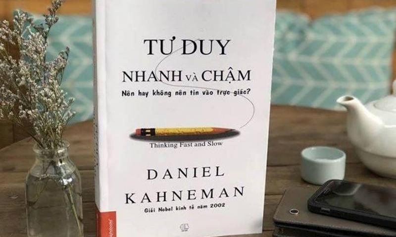 Tư duy nhanh và chậm (Daniel Kahneman)