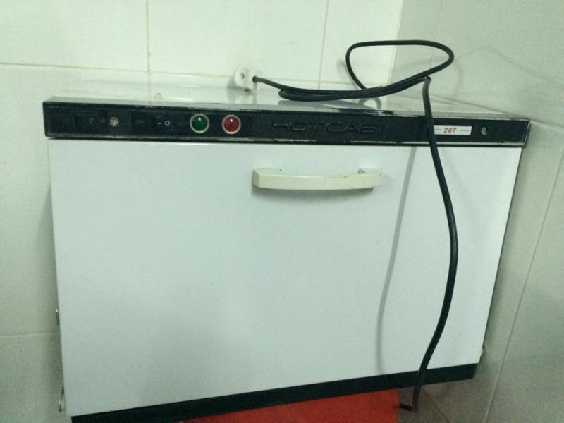 Tủ hấp khăn nóng có tiệt trùng YE-2200A