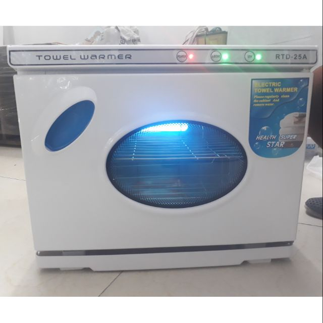 Tủ hấp khăn nóng RTD – 25A