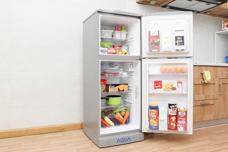 Tủ lạnh Aqua Sanyo AQR-145AN