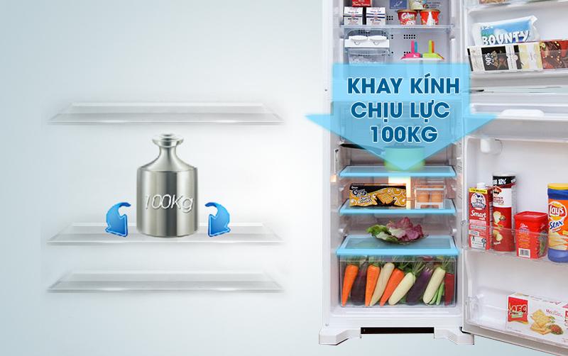 Tủ lạnh Hitachi 185 lít  R-T 190EG1D MWH