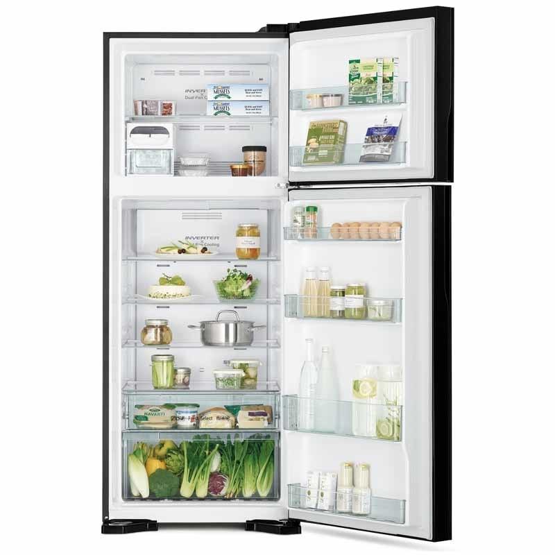 Tủ lạnh Hitachi Inverter 450L R-F560PGV7(BSL)