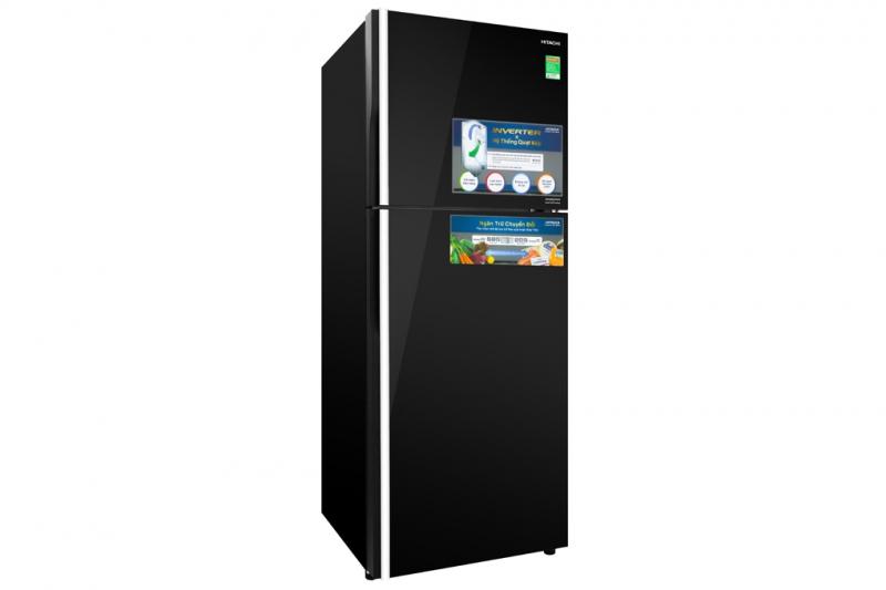 Tủ lạnh inverter 366 lít Hitachi R-FG480PGV8 (GBK/GBW)