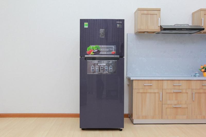 Tủ Lạnh Inverter Samsung RT22HAR4DSA 236 lít