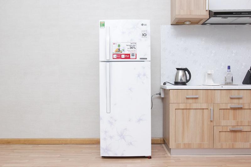 Tủ lạnh LG 315 lít GR-L333BF (Trắng)