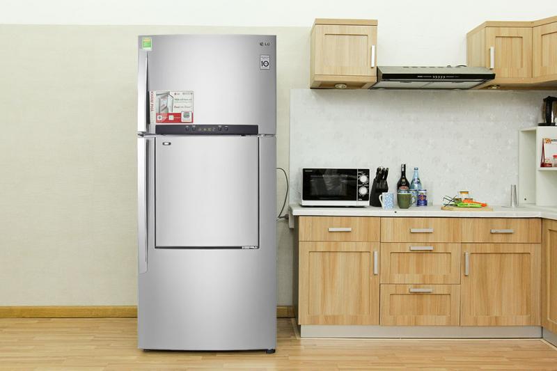 Tủ lạnh LG GR-L702SD 507 lít