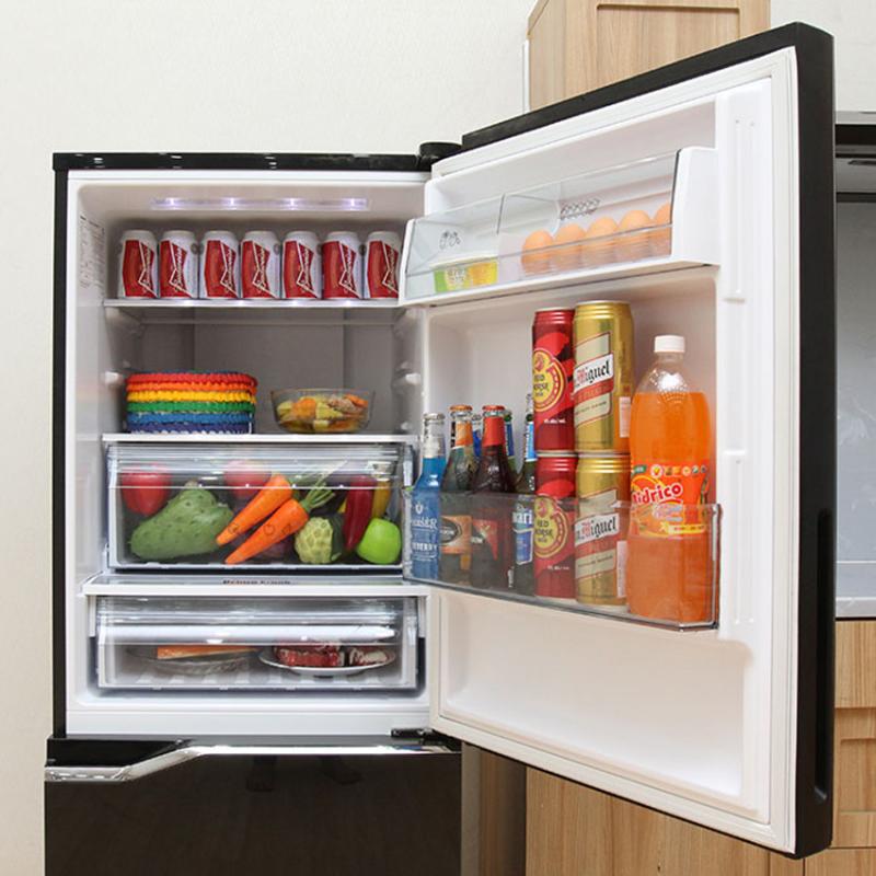 Tủ lạnh Panasonic NR-BV288GKVN sử dụng công nghệ diệt khuẩn và khử mùi Ag Clean với các ion Ag+ có khả năng chống lại vi khuẩn