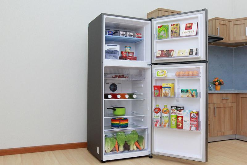 Tủ lạnh Samsung Inverter có 5 chế độ chuyển đổi có khả năng lưu trữ linh hoạt và tối ưu