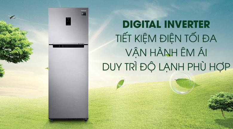 Tủ lạnh Samsung RT32K5532S8/SV - 320Lít, Inverter