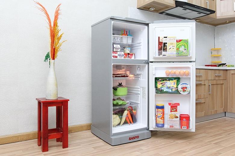 Tủ lạnh Sanyo SR-145PN VS 130 lít