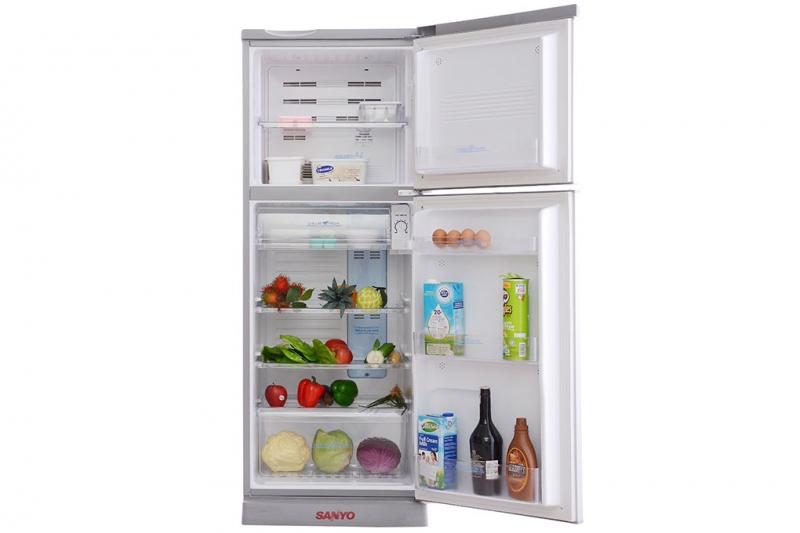 Tủ lạnh Sanyo SR-S185PN 165 lít