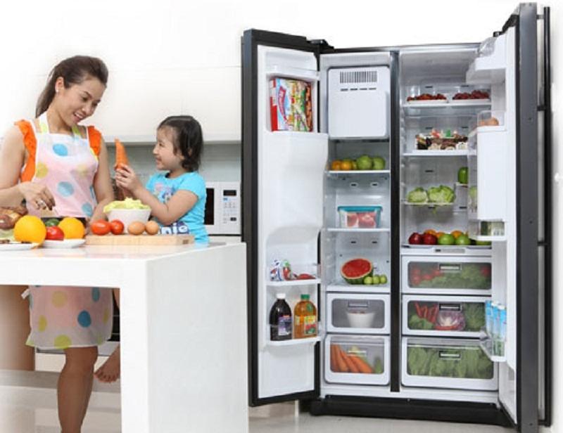 Top 5 tủ lạnh tiết kiệm điện giá rẻ nhất bạn nên sử dụng trong mùa hè
