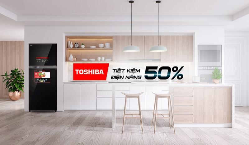 Tủ lạnh Toshiba Inverter 359 lít GR-AG41VPDZ (XK1)