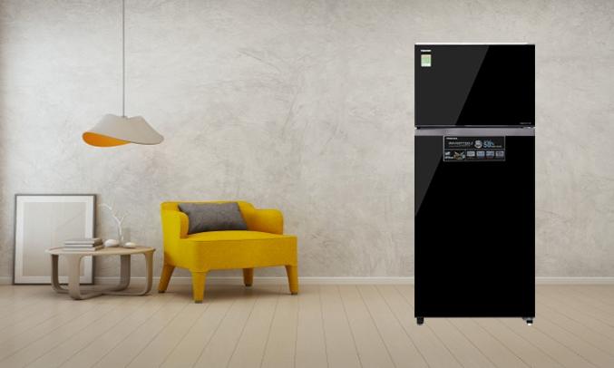 Tủ lạnh Toshiba Inverter 409 lít GR-AG46VPDZ (XK1)