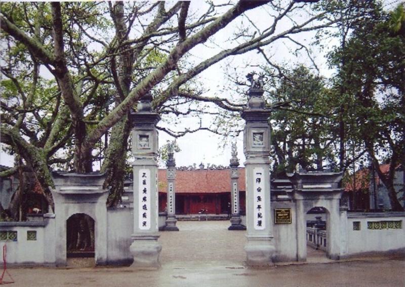Từ Lương Xâm - Đại bản doanh của Ngô Vương năm 938