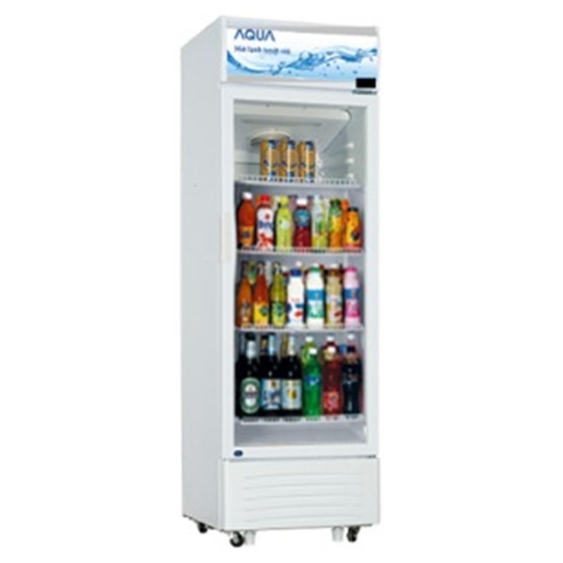 Tủ mát Aqua AQB-440V có nhiều cấp độ lạnh
