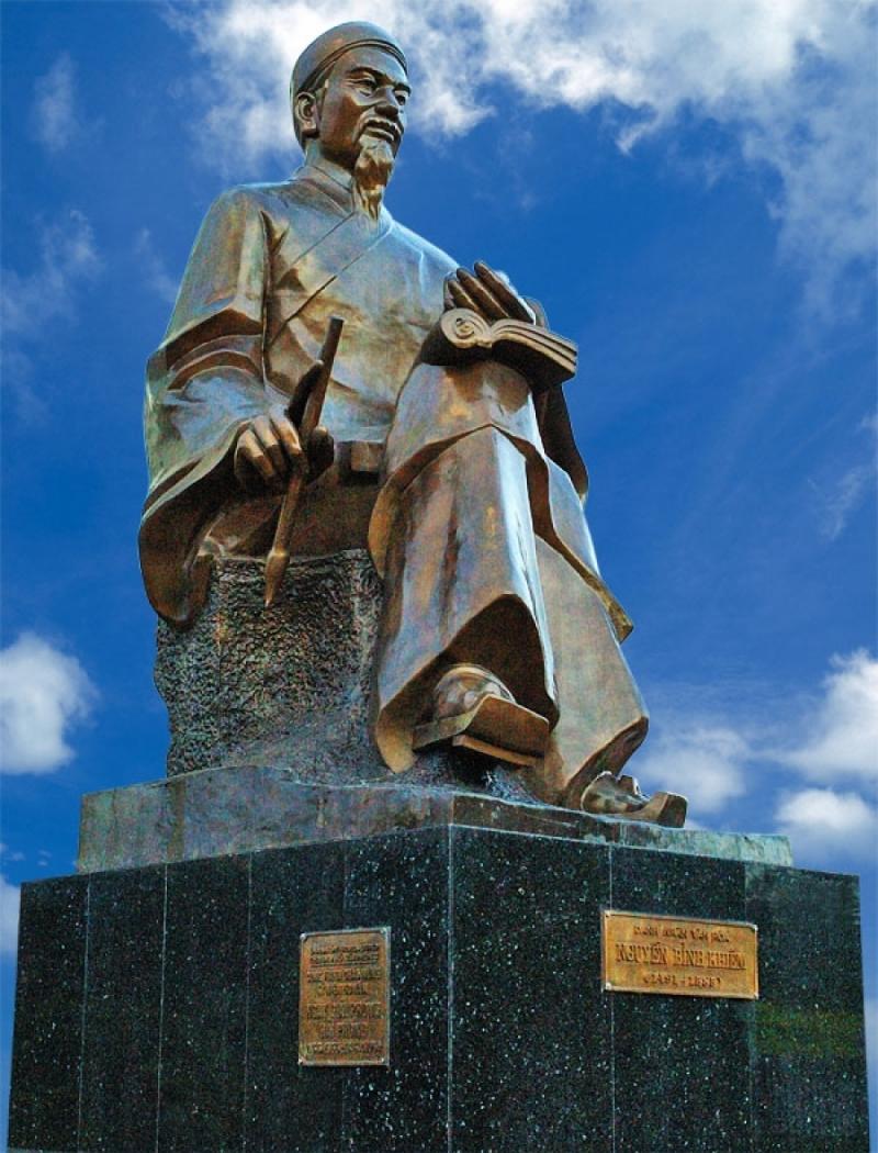 Từ Thục phu nhân hình thành lên nhân cách của Trạng Trình Nguyễn Bỉnh Khiêm