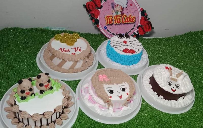 Tú Tú Cake