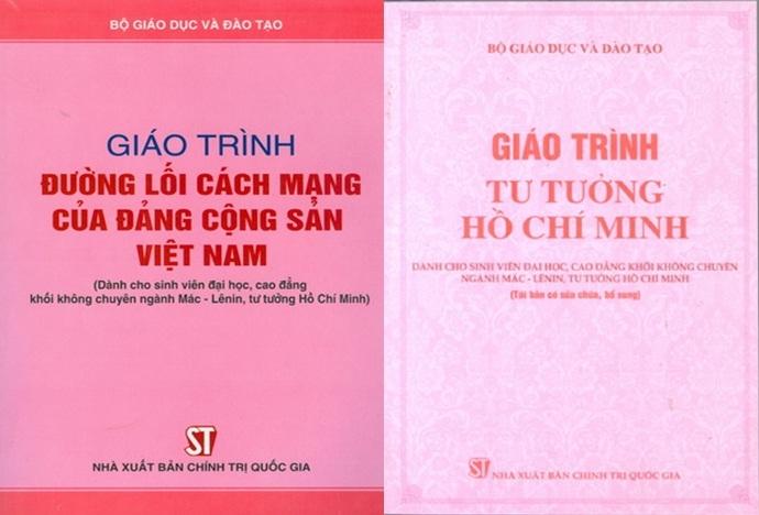Giáo trình tư tưởng Hồ Chí Minh và đường lối của Đảng Cộng Sản Việt Nam