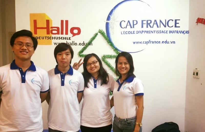Cap France - mang đến con đường thành công cho các bạn trẻ