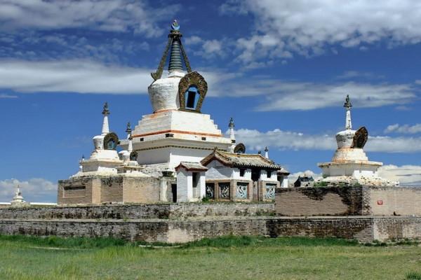Tu viện Gandan Khiid