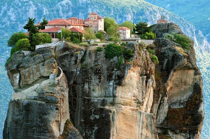 Tu viện Meteora, Hy Lạp