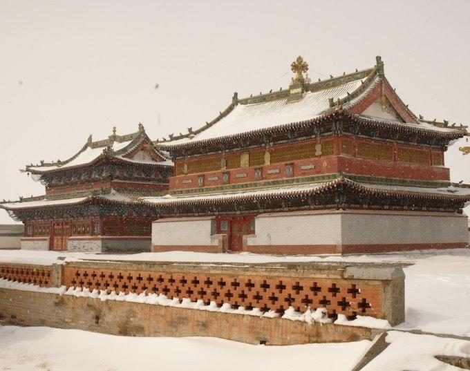 Tu viện Phật giáo Erdene-Zuu