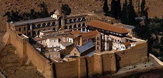 Tu viện Saint Catherine