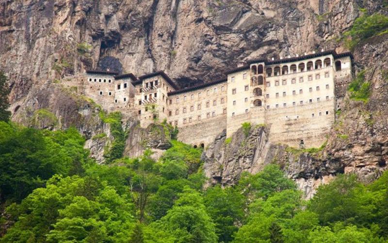 Tu viện Sumela (Thổ Nhĩ Kỳ)