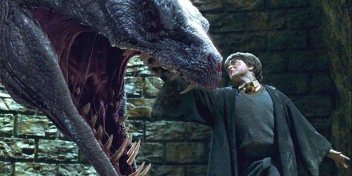 Tử xà Basilisk trong Harry Potter