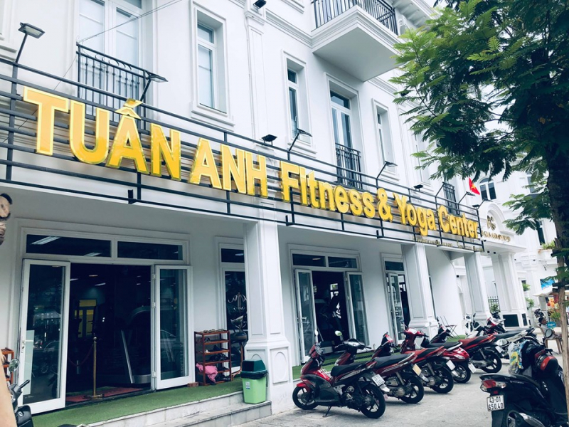 TUAN ANH fitness & yoga center