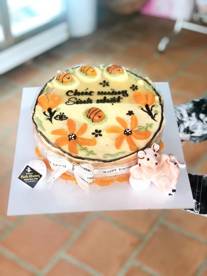 Bánh sinh nhật Minh Khương