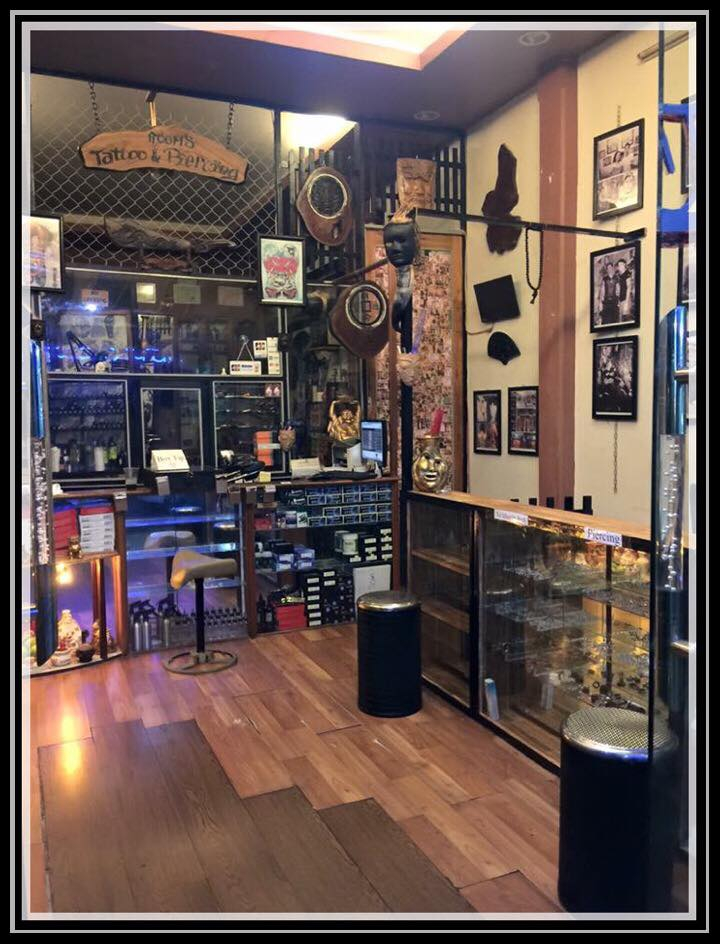 Tuan Bodytattoo Studio