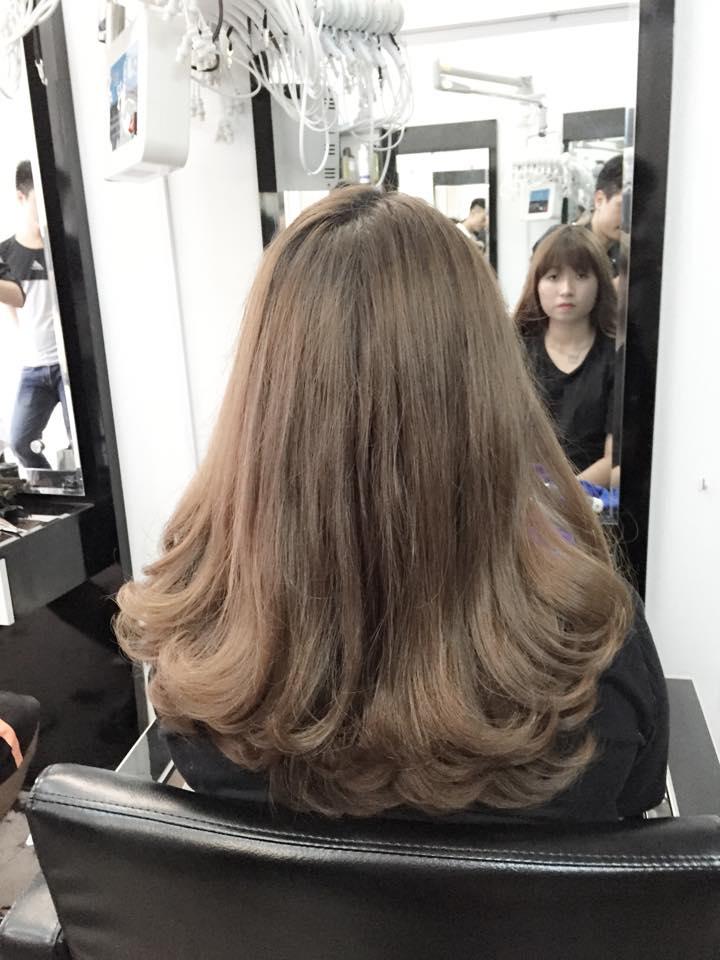 Tóc đẹp và vào nếp ngay tại Tuấn Dương Hair Salon