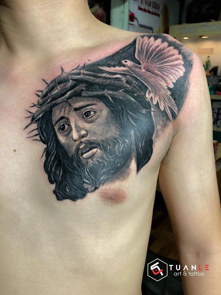 Tuấn Lê tattoo