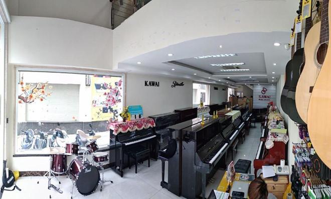 Tuấn Nguyễn Music - thương hiệu phân phối đàn piano uy tín tại TP.HCM