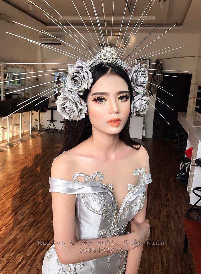 Tuấn Ninh make up