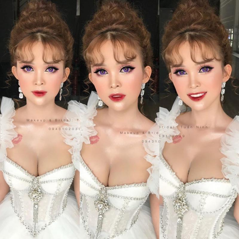 Tuấn Ninh makeup