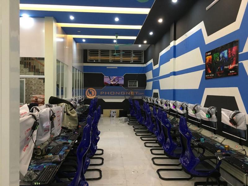 Bên trong Tuấn Tèng Gaming