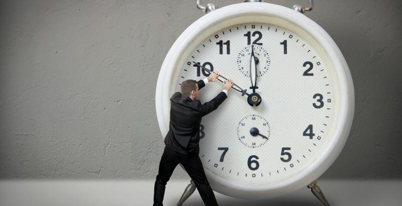 Tuân thủ nguyên tắc thời gian