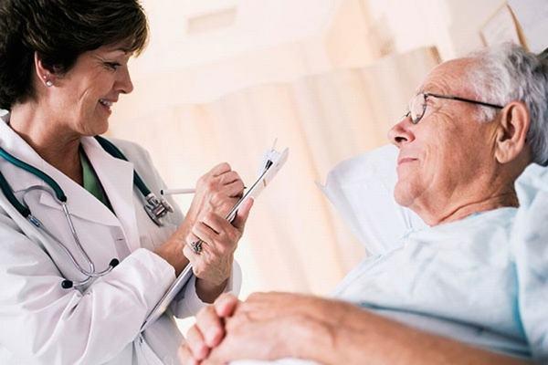 Tuân thủ theo phác đồ điều trị của bác sĩ