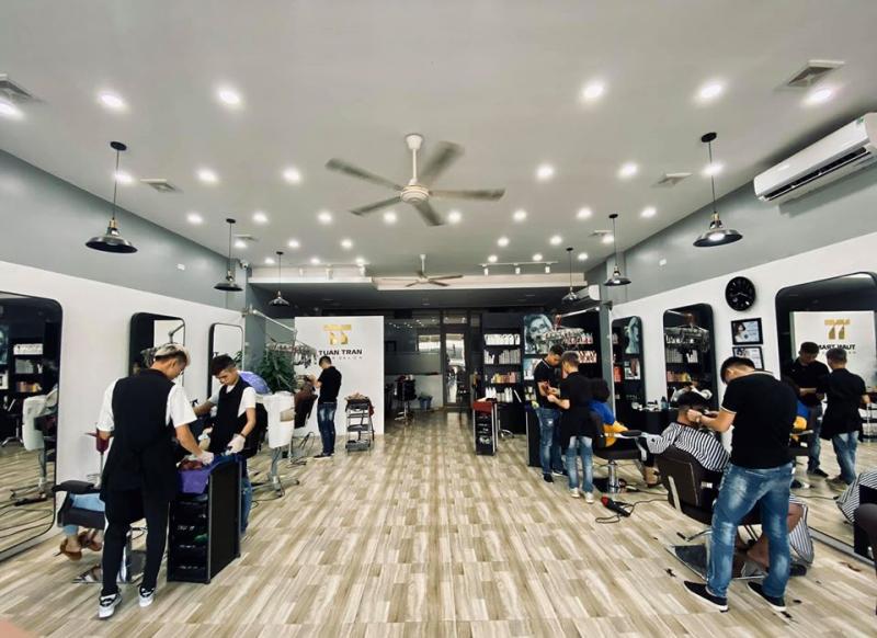 Tuấn Trần Hair Salon