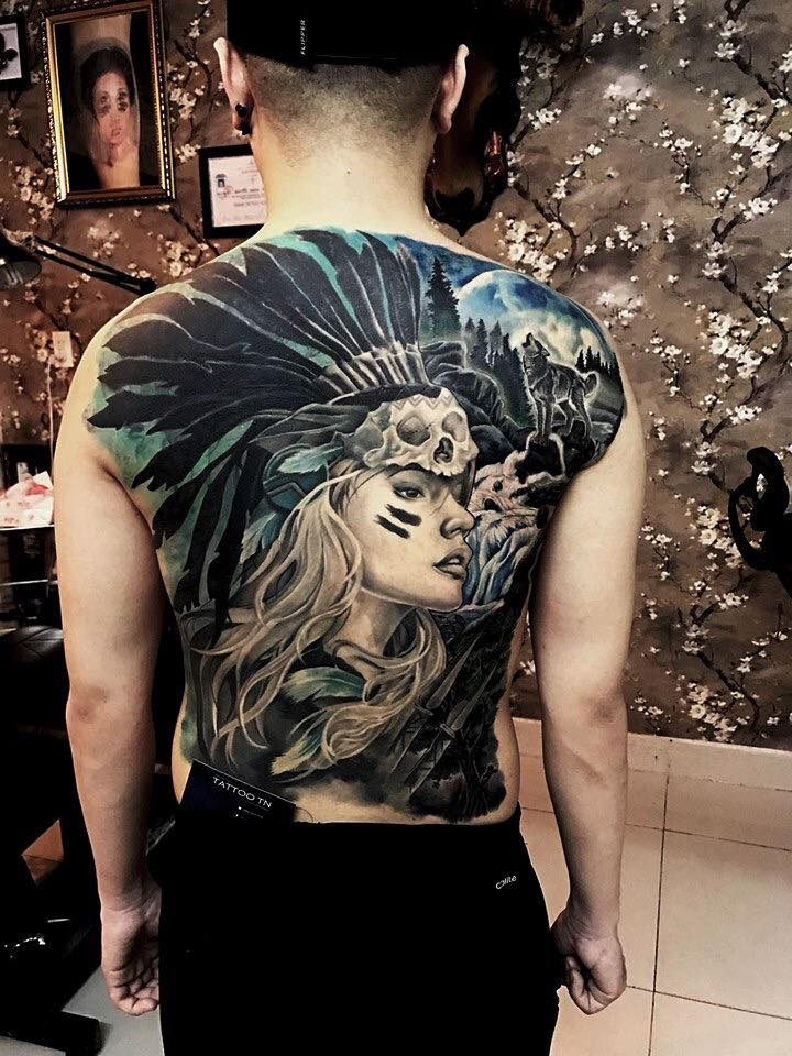 Tuấn Nguyễn Tattoo