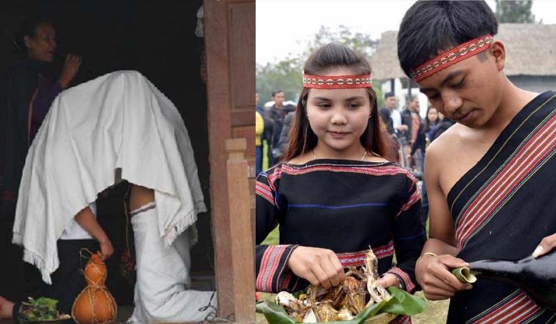 Tục bắt chồng của một số dân tộc ở Tây Nguyên